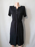 Платье для беременных сарафан Esmara черное размер S 36 38