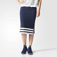 Женская юбка Adidas 3-Stripes BK6051 - 2017