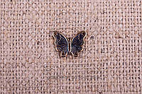 Нашивка  для одежды бабочка - Y60 (1000 шт/уп)