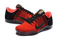 Детские Баскетбольные кроссовки Nike Kobe 11 (Red), фото 1