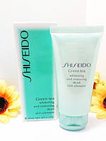 Пилинг  Shiseido Green Tea 80 мл