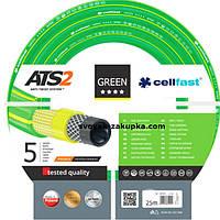 """Шланг поливочный """"Green"""" Cellfast (Польша) 3\4 ( 18mm )."""