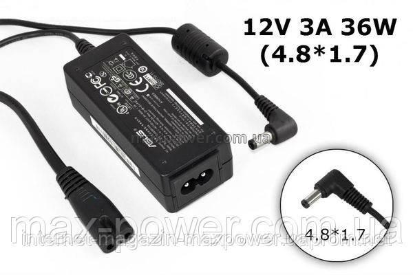 Зарядное устройство зарядка блок питания для ноутбука ASUS Eee PC 1000H