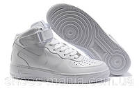 Женские кроссовки Nike Air Force white