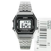 Женские Часы Casio LA680WA-1DF оригинал