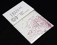 Камни  Сваровски пикси(алмазная крошка) сиреневые 1440 шт