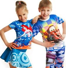 ЛЕТНИЕ футболки, майки для мальчиков и девочек.