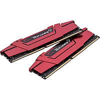 Модуль памяти для компьютера DDR4 32GB (2x16GB) 3400 MHz RipjawsV G.Skill (F4-3400C16D-32GVR)