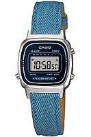 Женские Часы Casio LA670WL-2A2DF оригинал