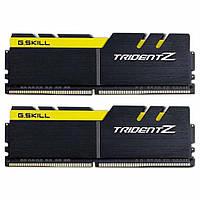 Модуль памяти для компьютера DDR4 16GB (2x8GB) 3200 MHz Trident Z G.Skill (F4-3200C14D-16GTZKY)