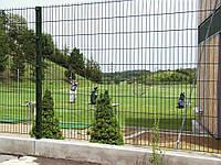 """Панельный забор из сварной сетки """"Рубеж"""" 3х4мм; 2,50мх0,62м"""