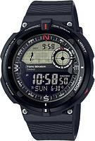Мужские часы CASIO PRO TREK SGW-600H-1BER оригинал