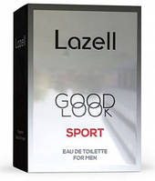 Lazell Good Look EDT 100ml (туалетная вода) мужская -версия Chanel Allure Homme Sport