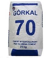 Цемент огнеупорный GORKAL-70 (горкал-70) Польша