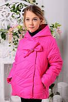 Демисезонная курточка для девочки Барбара