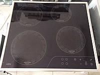 AEG индукционная плита на 4 канфорки, фото 1