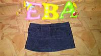 Женская мини юбка б-у