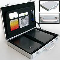 """Надежный кейс из алюминия для ноутбука 13"""" SAFE D-73706"""
