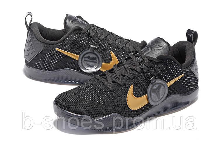 Детские Баскетбольные кроссовки Nike Kobe 11 (The Black Mamba)