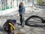 Прокладка, монтаж оптических кабелей ВОЛС в землю, канализацию, Днепропетровск
