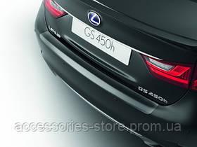 Защитная пленка заднего бампера Lexus GS