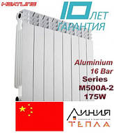 Радиатор алюминиевый Heat LineTitan M-500A2/80