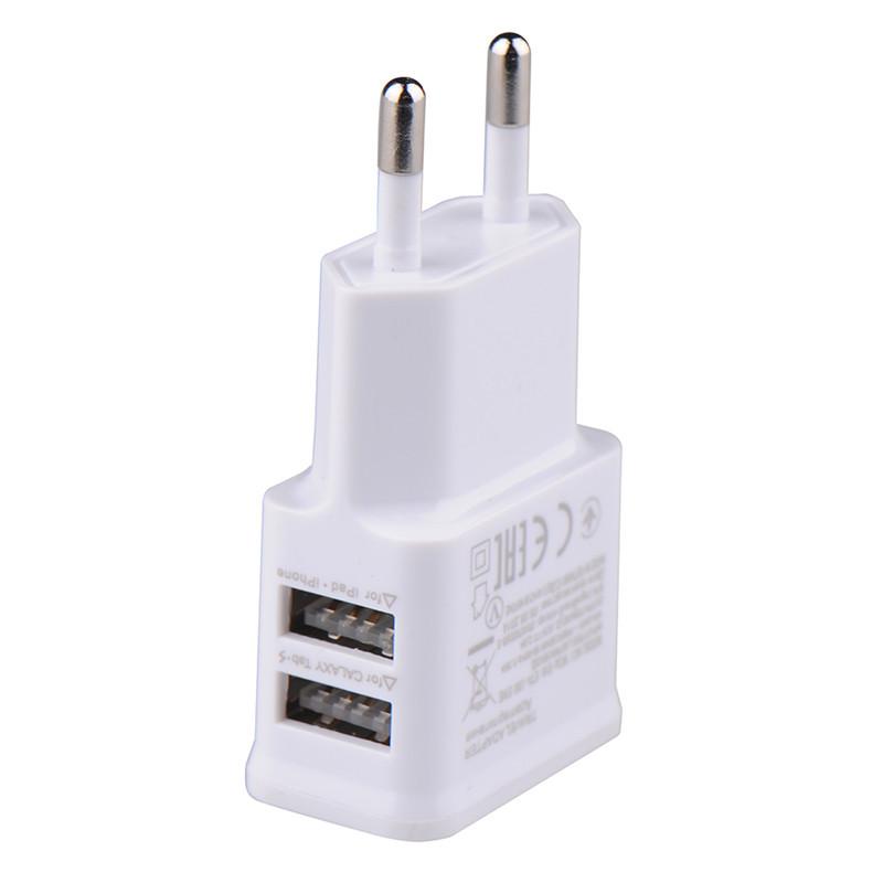 Зарядное устройство 2 usb CH129