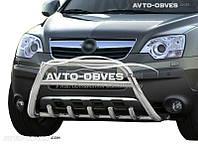 "Кенгурятник ""Грифон"" на Opel Antara 2007-2013"