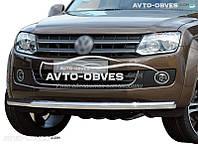 Нижняя защита бампера Volkswagen Amarok 2011-2015