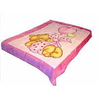 Детские пледы из микрофибры в кроватку, 130*150