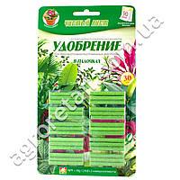 Kvitofor Чистый лист для декоративно-лиственных растений в палочках 30 шт