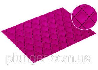 Силіконовий текстурний килимок для євродесертів, Ромби