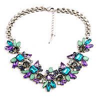 Ожерелье с камнями (Подвеска, колье)