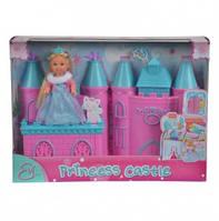 """Кукольный набор Еви """"Замок Принцессы"""", высота 29 см, 3+"""
