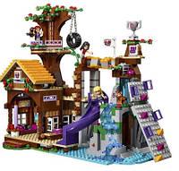 Конструктор BELA 10497 Спортивный лагерь (по типу Lego Friends 41122)