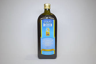 Масло Оливковое De Cecco Classico Extra Vergine  1,0  л