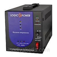 Стабилизатор напряжения Logicpower LPH-800RL 560Вт, фото 1
