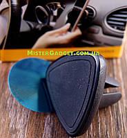 Магнитный держатель для телефона Mount Z-06. Автомобильный держатель на дефлектор Magnet Mobile Stent