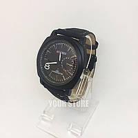Стильные мужские часы Curren черные