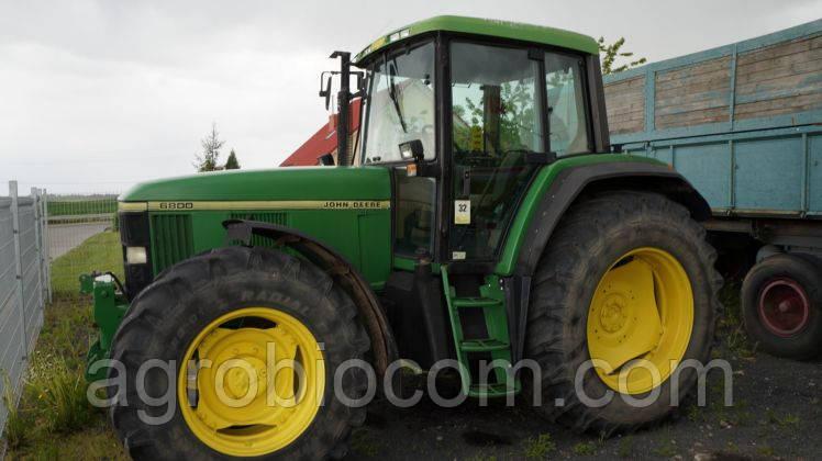 Трактор John Deere 6800 Power Quad
