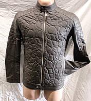 Куртка мужская,купить куртку мужскую со  склада оптом,весна,искусственная кожа,MT 1840 1/2 MK- 0003
