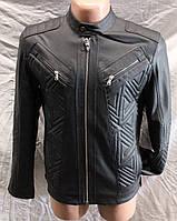 Куртка мужская,купить куртку мужскую со  склада оптом,весна,искусственная кожа,MT 1840 1/2 MK- 0007