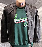 Куртка мужская,купить куртку мужскую со  склада оптом,весна,искусственная кожа,MT 1840 1/2 MK- 0008