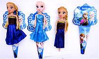"""Игрушка кукла 3363 """"Принцесса Холодное сердце"""" 15.5см уп18"""
