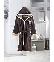 Махровые халаты  для мальчиков подростков 14-16 лет