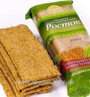 Хлебцы из пророщенных зерен ржи