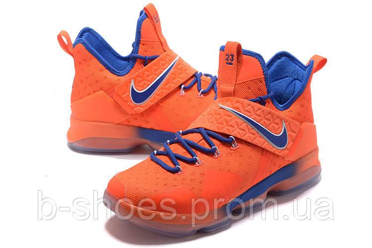 Мужские баскетбольные кроссовки Nike LeBron 14 (Hardwood Classics)