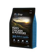Profine Puppy Chicken & Potatoes - корм для щенков (курица/картофель), 3 кг