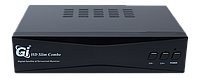 Цифровой комбинированный HDTV приемник GI HD Slim Combo