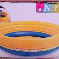 Надувной игровой центр-батут Intex 48267